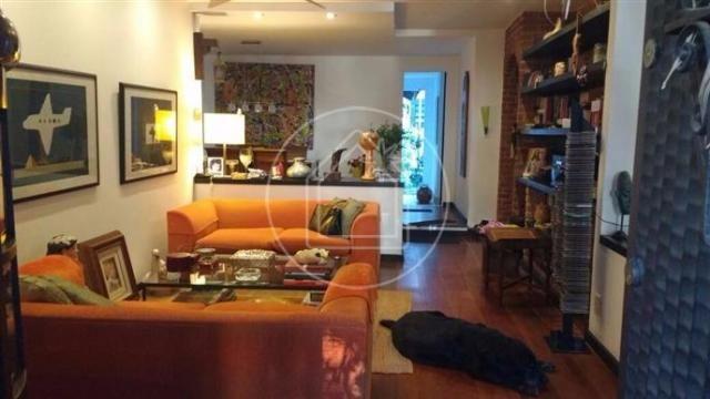 Casa à venda com 5 dormitórios em Urca, Rio de janeiro cod:805528 - Foto 4