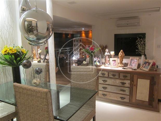 Apartamento à venda com 4 dormitórios em Barra da tijuca, Rio de janeiro cod:799061 - Foto 2