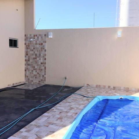 Casa 03 Quartos com piscina e área Gourmet - Foto 9
