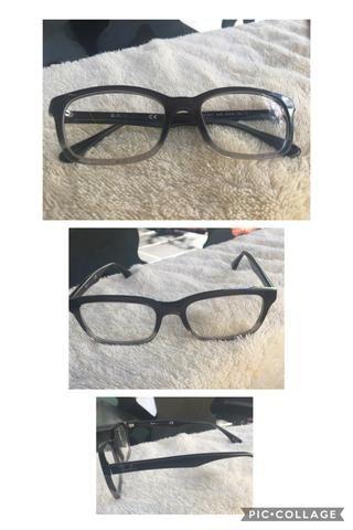 1b7525a4a Armação de óculos de grau (Ray Ban original) - Bijouterias, relógios ...