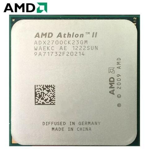 DRIVERS AMD ATHLON II X2 270