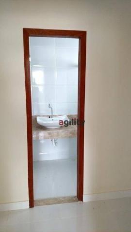 Casa com 3 dormitórios à venda, 234 m² por r$ 495.000,00 - parque das nações - parnamirim/ - Foto 6