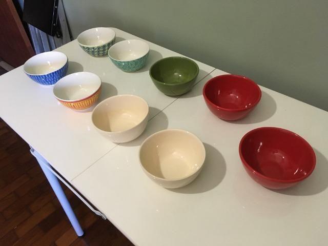 Potes de cerâmica Luiz Salvador feitos à mão - Foto 5