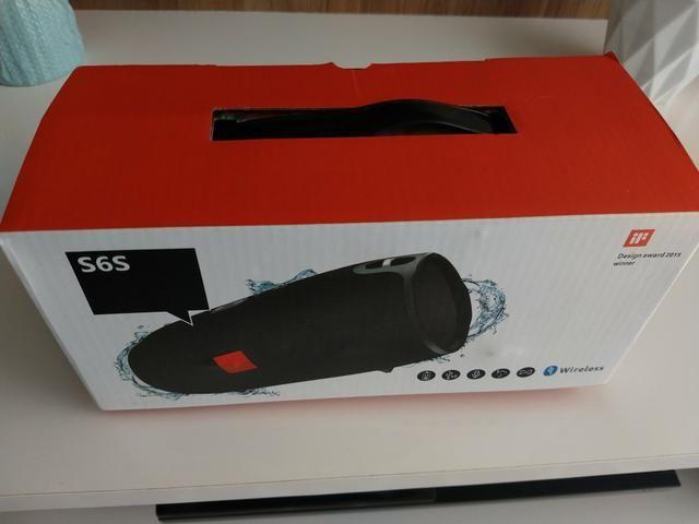 Caixa de som Charge 3 ( JBL ) 20 watts