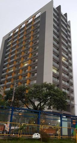 Sala Comercial Nova 42m². Toda Mobiliada. Centro de SBC. Rua Frei Gaspar. Sem Burocracia