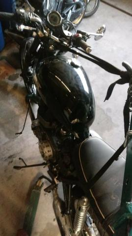 Moto P/ Retiradas De Peças/sucata Triumph Bonneville T100 Ano 2013 - Foto 2