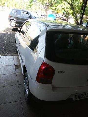VW. Gol ano 2008 1.0 flex 8 válvulas ar condicionado (16)36360785 - Foto 3