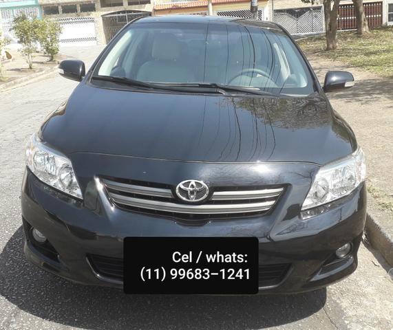 Corolla XEI 2.0 Automático 2011 - Foto 3