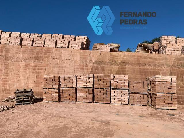 Fernando Pedras - Pedras gres de ótima qualidade - Foto 3