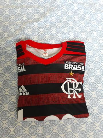 Camisa Oficial 1 linha Flamengo