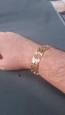 Bracelete de ouro 18k