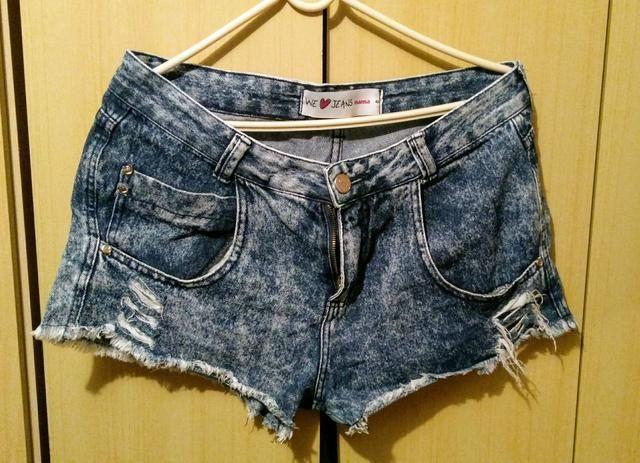 Short Jeans Tam: 40