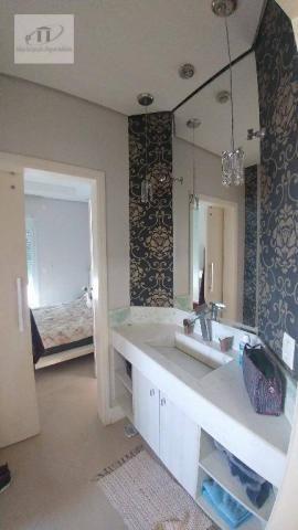 Casa com 4 dormitórios à venda, 560 m² por R$ 1.500.000,00 - Residencial Monte Belo - Sant - Foto 13