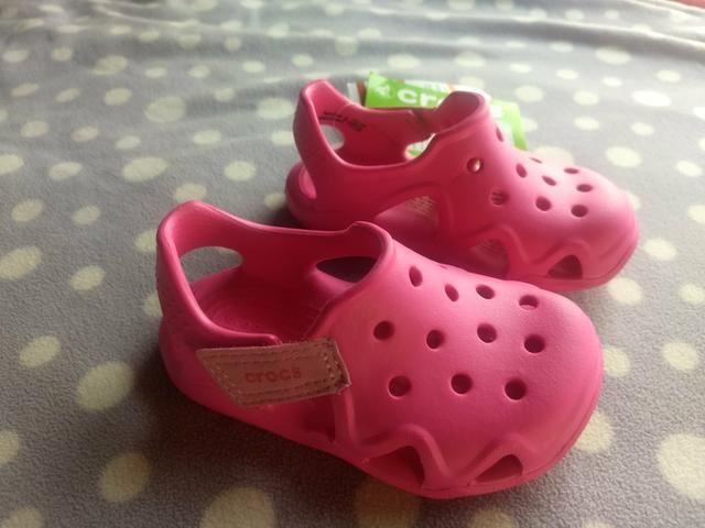 Crocs Menina original 24