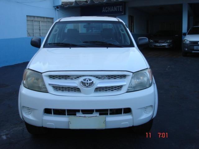 Hilux 2.5 SR 2008 4X4