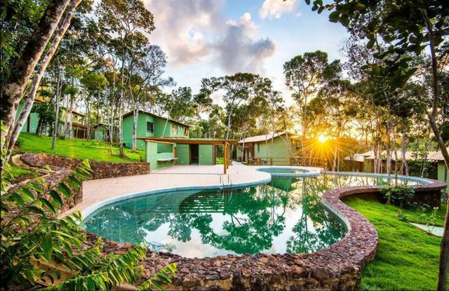 Casa 2/4 Nova, na beira da Lagoa Aruá em Praia Forte !!! Financia !!! - Foto 3