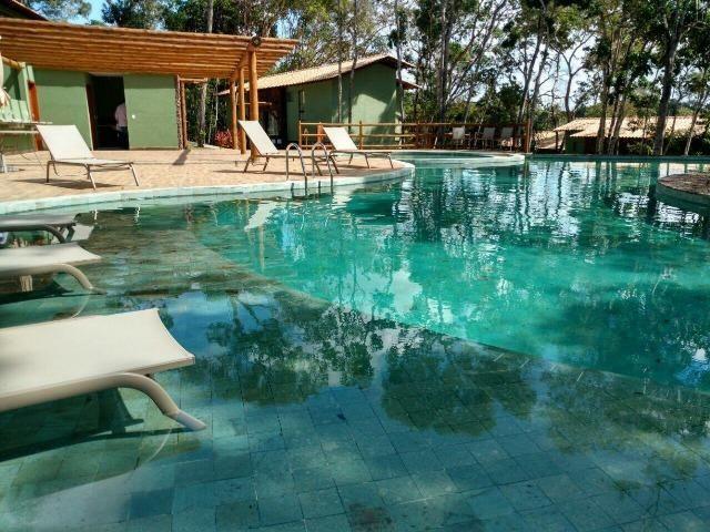 Casa 2/4 Nova, na beira da Lagoa Aruá em Praia Forte !!! Financia !!! - Foto 5