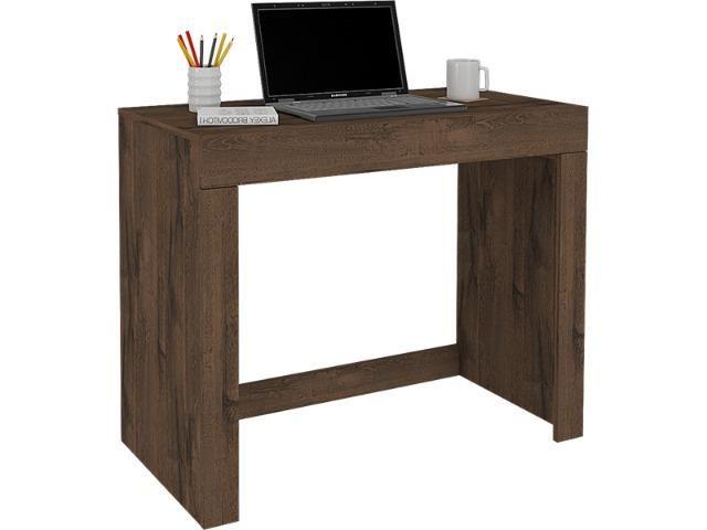 Escrivaninha/ Mesa para Computador com 4 Nichos- Entrega Rápida - Foto 3