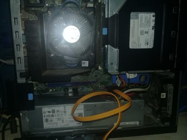 Cpu Gamer Core i7-4790 OctaCore+14GB Ram+1TB HD+Monitor19 polegadas led - Foto 2