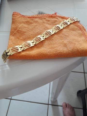 Bracelete de ouro 18k - Foto 3