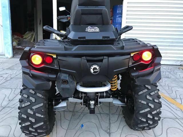 EXTRA - Quadriciclo 2014 Can Am XMR 1000cc Outlander 4x4 EXTRAAA - Foto 8