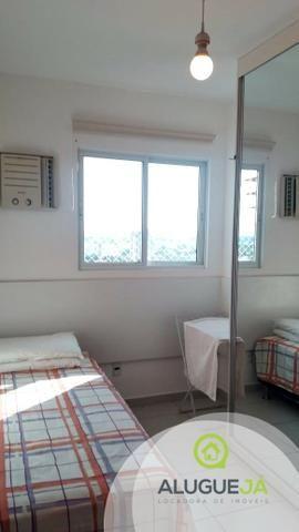 Apartamento 2 quartos mobiliado, ótima localização edf. Villaggio Pompeia centro norte - Foto 10