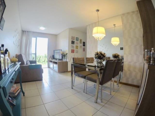 Lindo apartamento 3 quartos em morada de laranjeiras - Foto 3