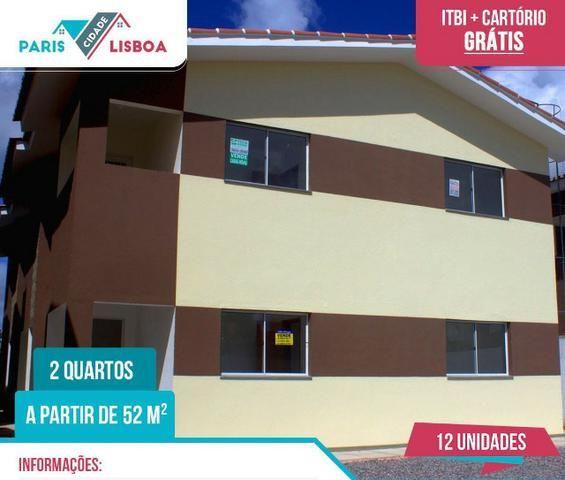Residencial Cidade de Lisboa- Pau Amarelo- Ultimas Unidades