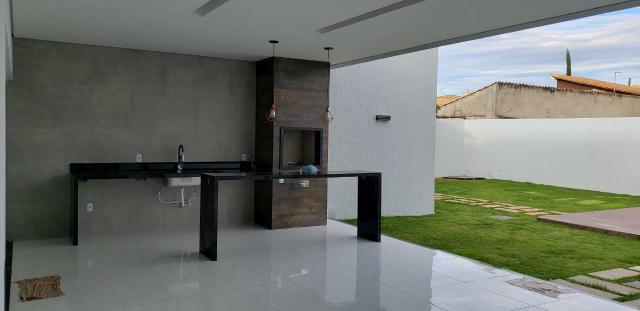 Casa 4quartos 4suites piscina churrasqueira rua12 Vicente Pires condomínio - Foto 9