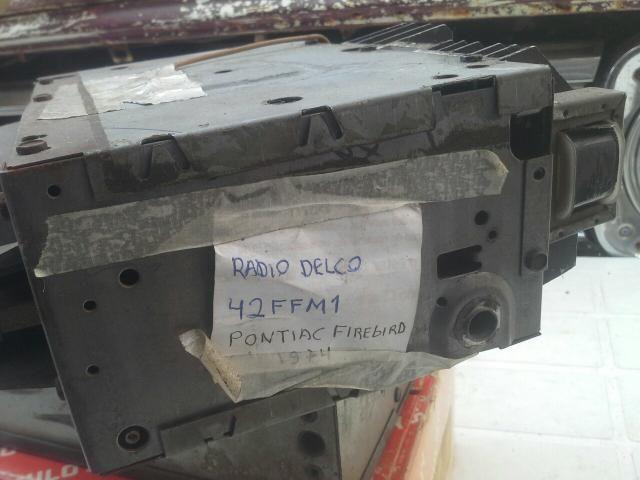 Rádio automotivo delco pontiac Firebird - Foto 4