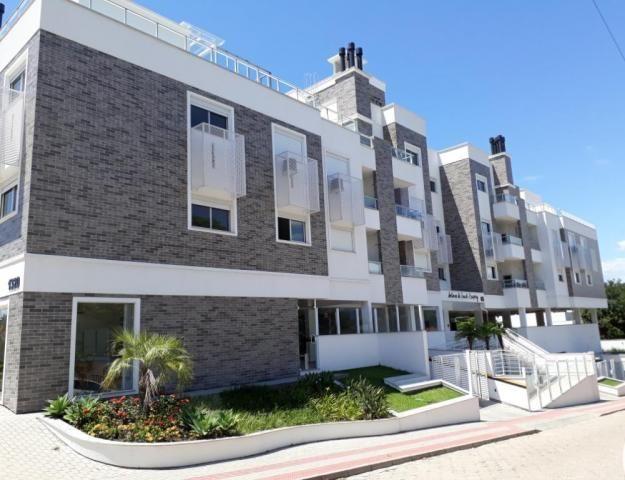 Apartamento com 2 dormitórios à venda, 69 m² por r$ 540.000,00 - campeche - florianópolis/