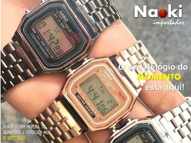 e15a0688218 Relógios Vintage Casio ( NOVO   LACRADO ) - Bijouterias