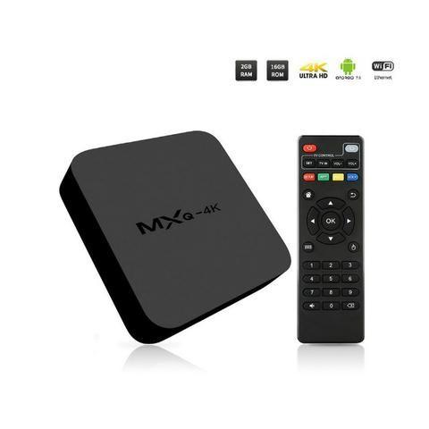 Tv Box Smart Mxq 4k Netflix Youtube Kodi 2gb ram 16gb rom android 7.1 - Foto 2
