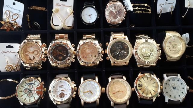b247fca4b3d Relógios todos modelos - Bijouterias