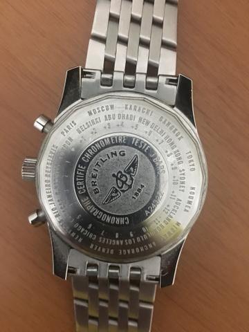 9e0aabe681e Relógio Breitling Original - Bijouterias