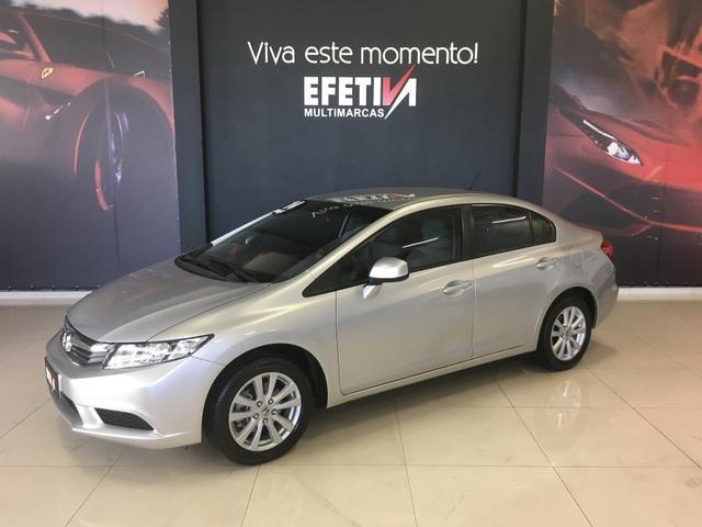 Honda Civic LXS 1.8 AUTOMÁTICO, Único dono!