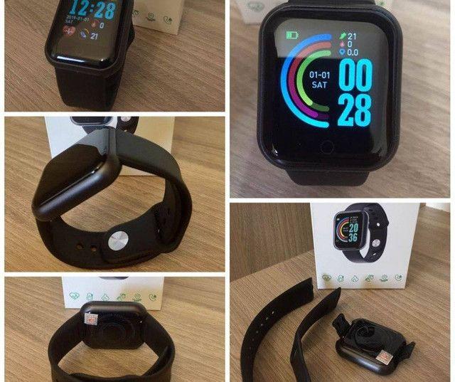 Relógio Inteligente Smartwatch D20 - Foto 2