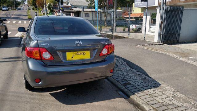 Toyota Corolla xli 1.6 aut.2009 completo - Foto 4