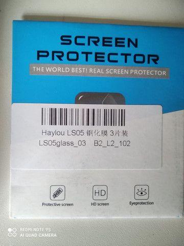 Só Hoje - Relogio Inteligente Xiaomi Smartwatch Haylou SolarLs05 - 100% original - lacrado - Foto 4