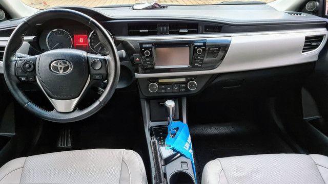 Toyota Corolla XEI automático  - Foto 8