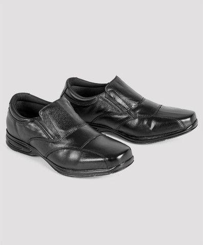 Sapato conforto sem cadarço - Foto 5