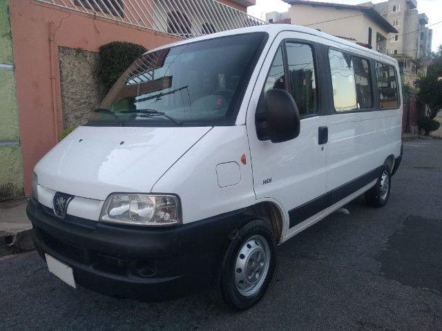 Peugeot Boxer 2.3 Minibus 15/16L TB Diesel