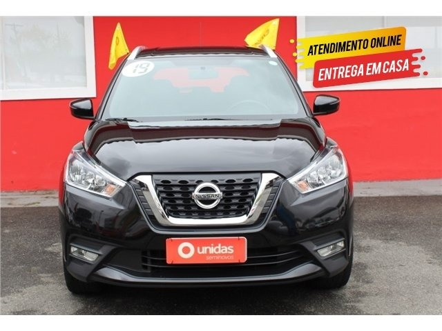 Nissan Kicks Sv At 1.6 4p 2019 - Fone : 41- * Rafael - Foto 2