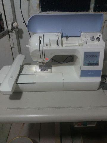 Maquina de Bordar PE-770 - Foto 4