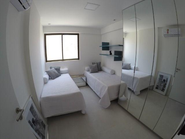 Ponta Verde. Compacto 3 quartos muito bem localizado - 86m² - Foto 6