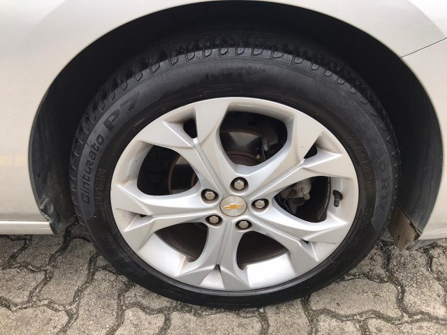 Chevrolet - Cruze LT Hatch automatico turbo seminovo 2017 38mil km - Foto 6