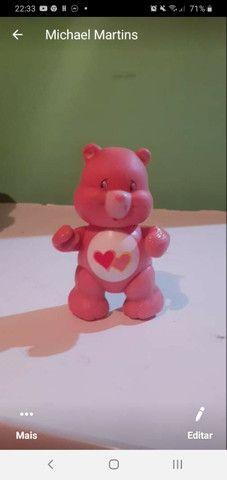 Ursinho carinhoso 10 a 15 cm