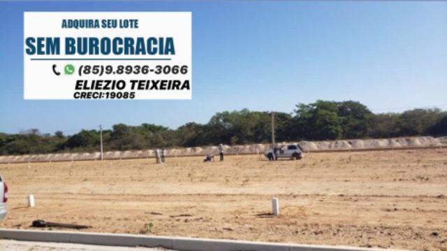 Loteamento à 10 minutos de Fortaleza com infraestrutura completo! - Foto 5