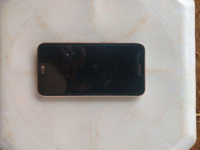 LG K10 32GB SEMI NOVO - Foto 5