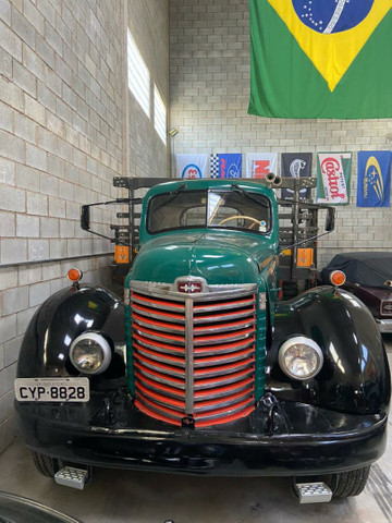 Caminhão International kb11 coleção  - Foto 11